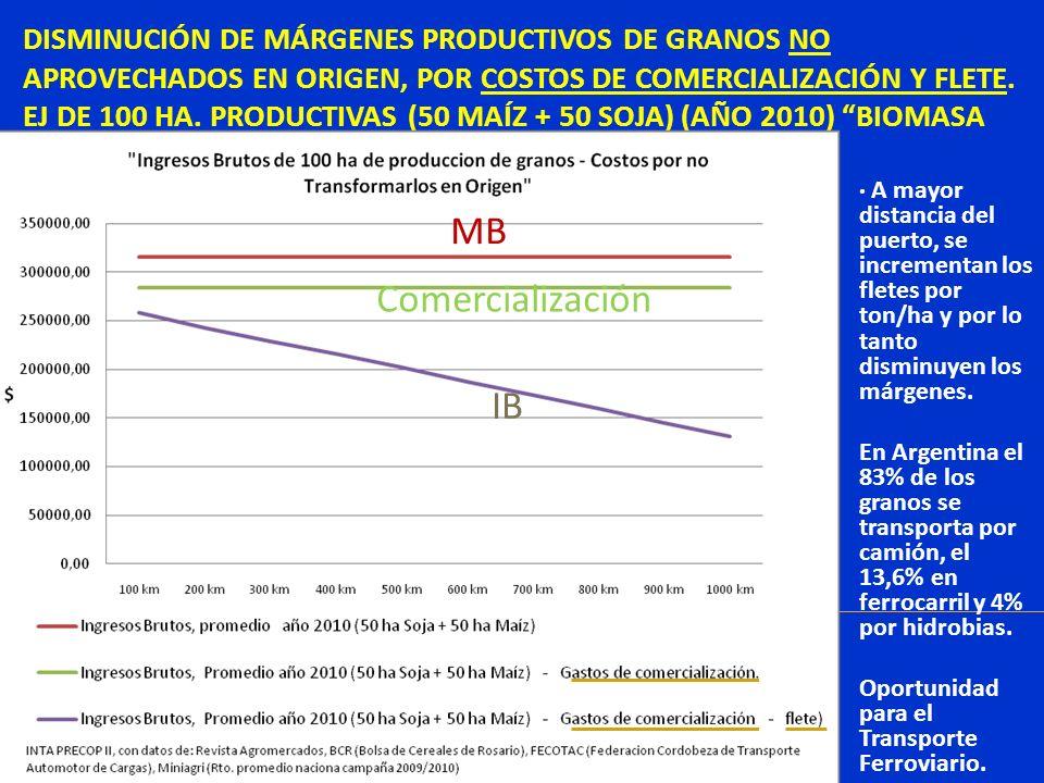 MB Comercialización IB