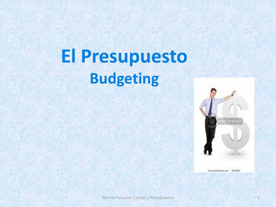 El Presupuesto Budgeting