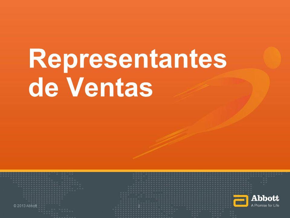 Representantes de Ventas