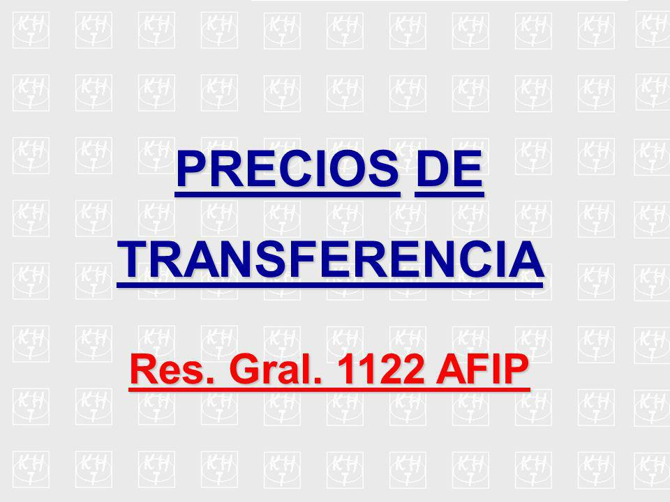 Resolución General 1122 Boletín Oficial: 31/10/2001