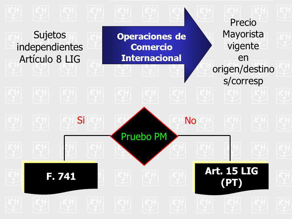 Aplicación del art. 15 LIG (PT)