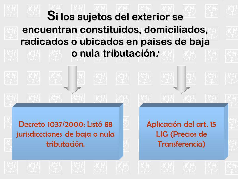 Obligaciones Presentar Documentación con: