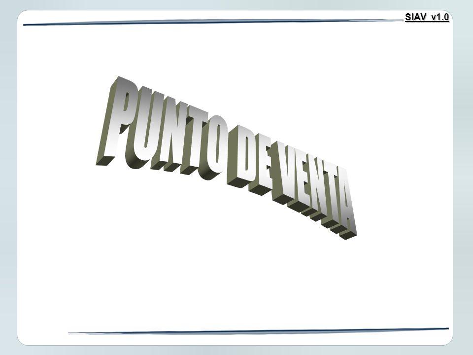 PUNTO DE VENTA