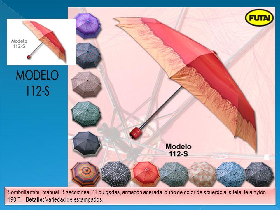 MODELO 112-S.