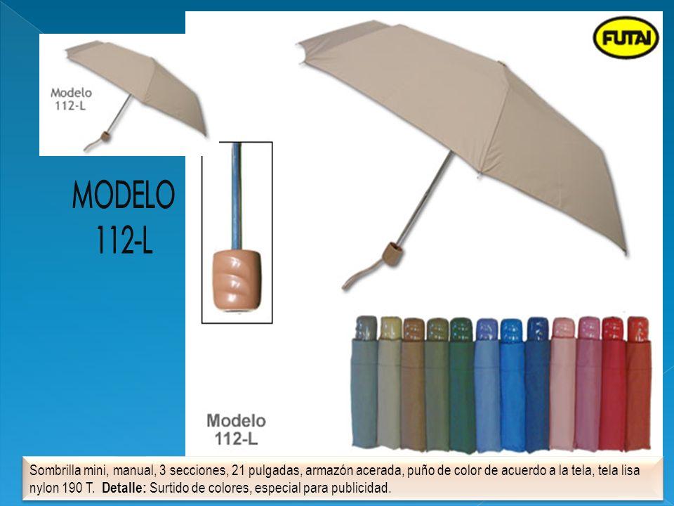 MODELO 112-L.