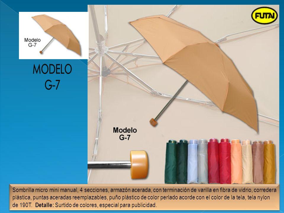 MODELO G-7.