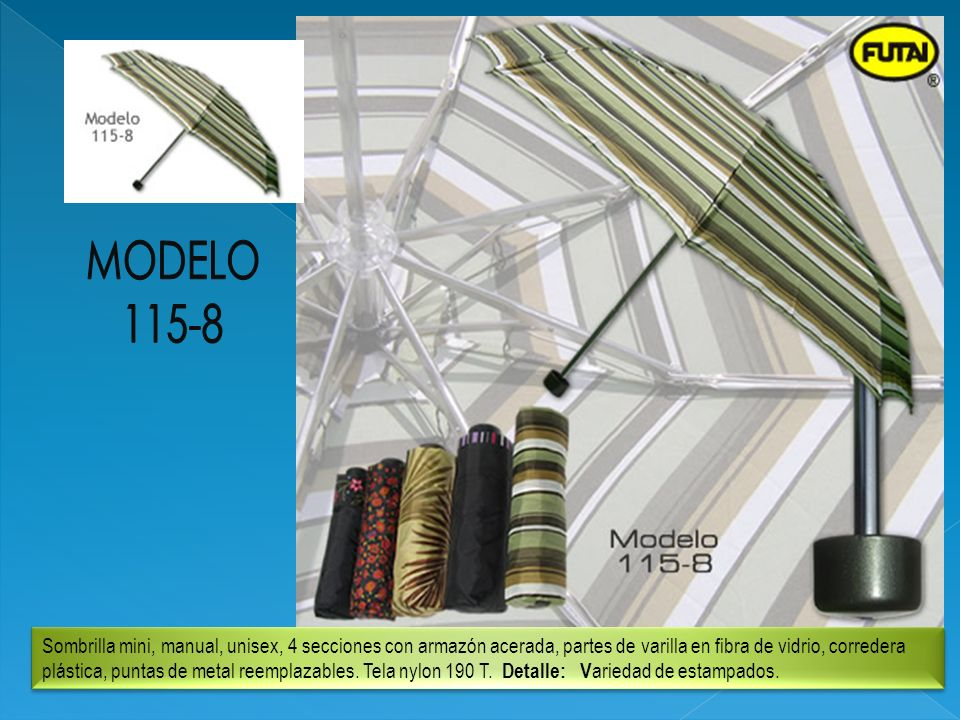 MODELO 115-8.