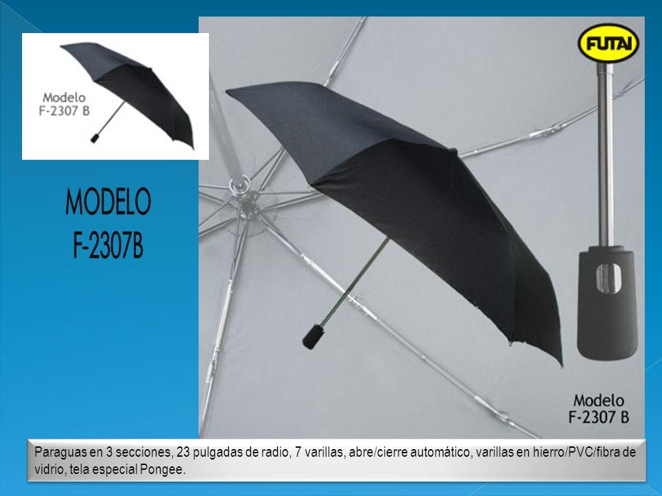 MODELO F-2307B.
