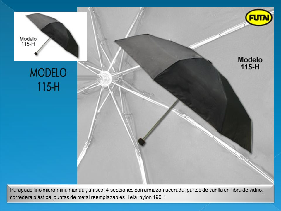 MODELO 115-H.