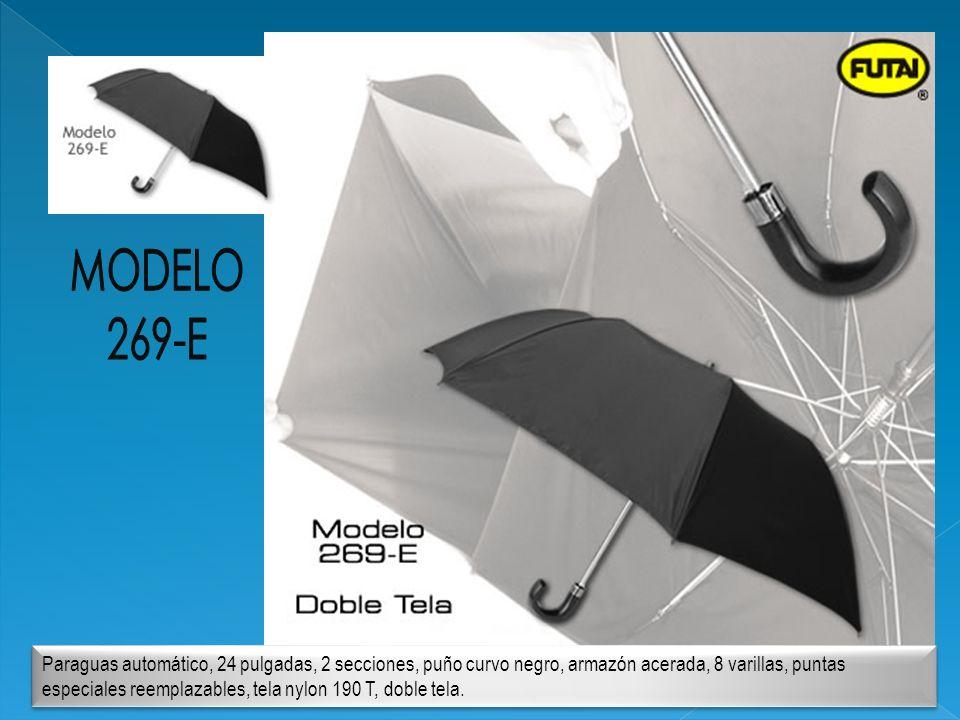 MODELO 269-E.