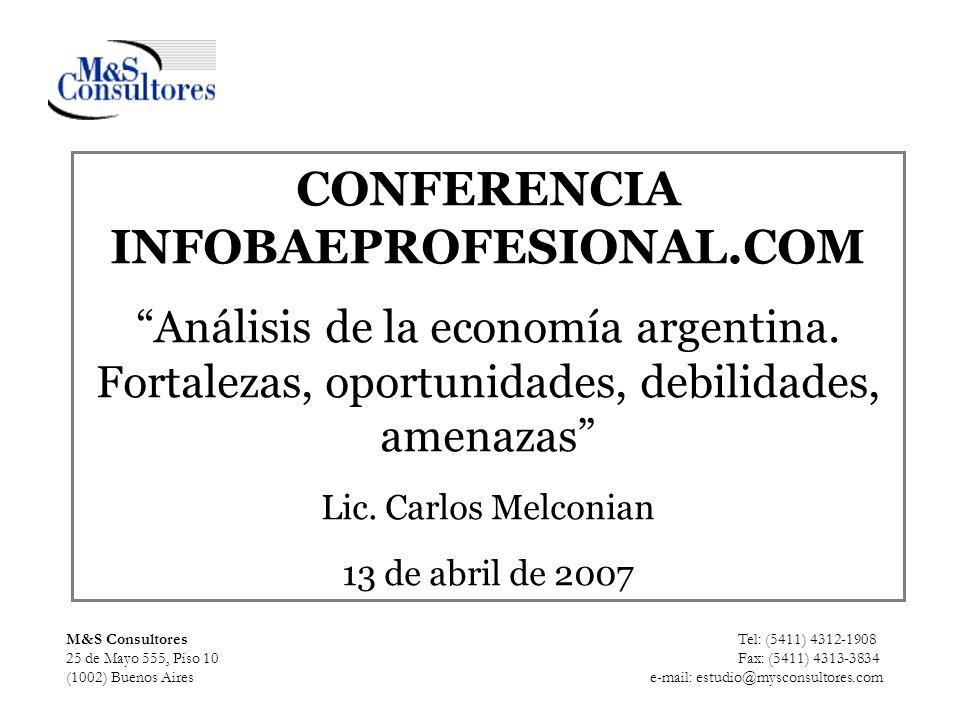 CONFERENCIA INFOBAEPROFESIONAL.COM