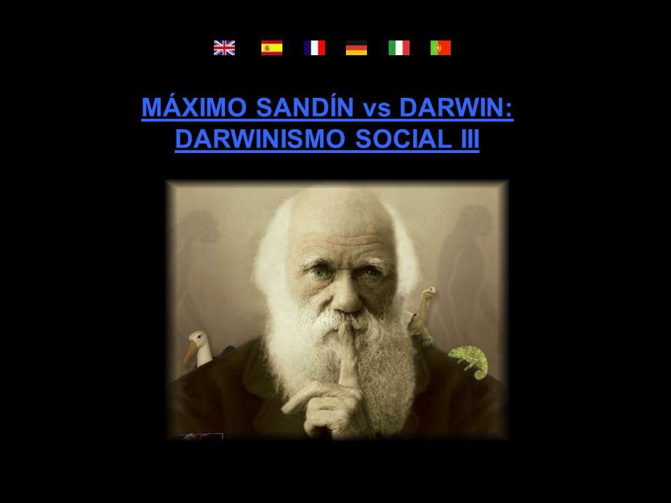 MÁXIMO SANDÍN vs DARWIN: