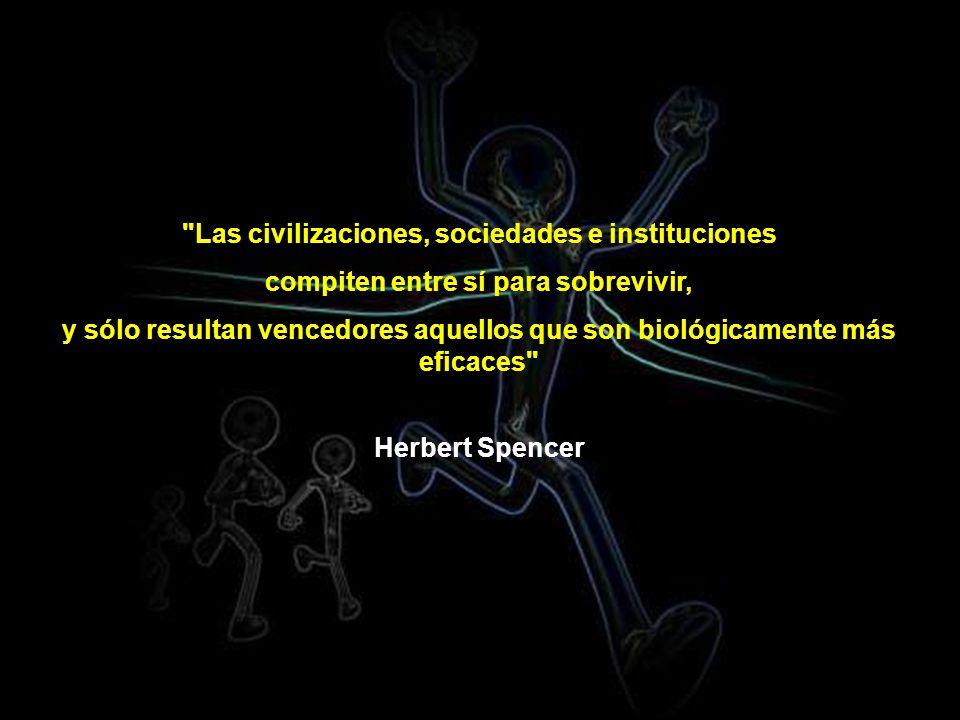 Las civilizaciones, sociedades e instituciones