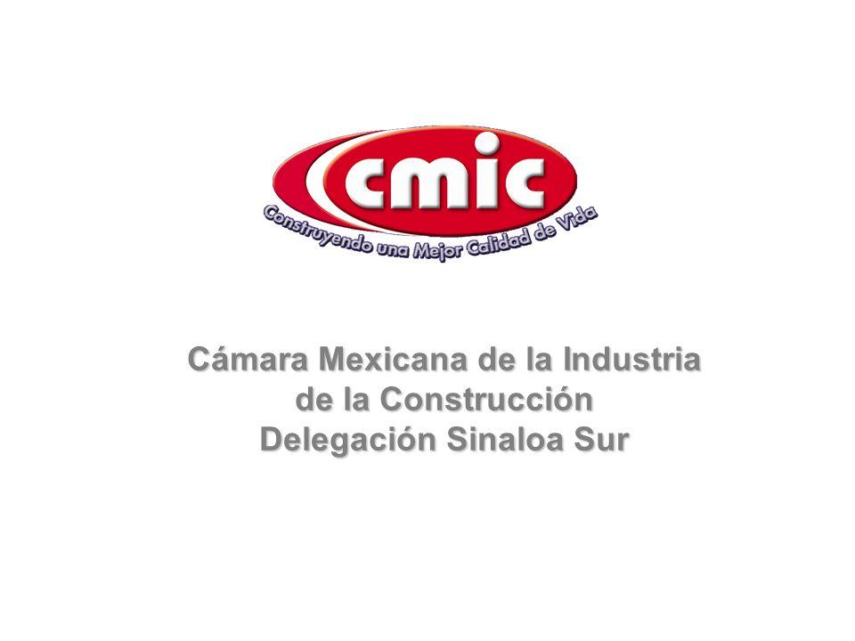 Cámara Mexicana de la Industria Delegación Sinaloa Sur