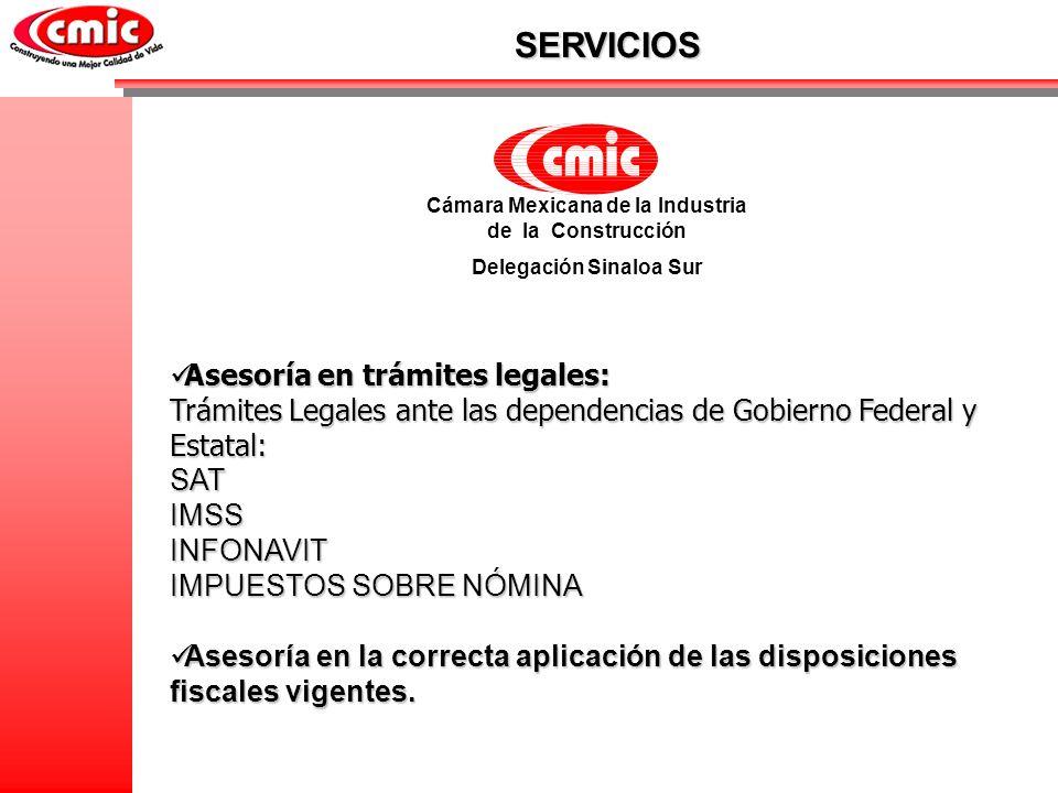 SERVICIOS Asesoría en trámites legales: