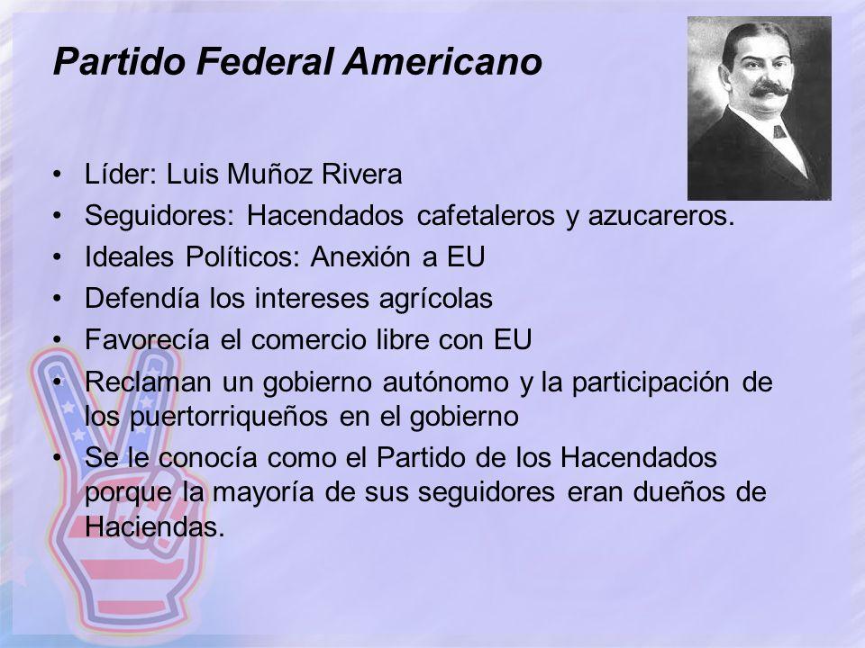 Partido Federal Americano