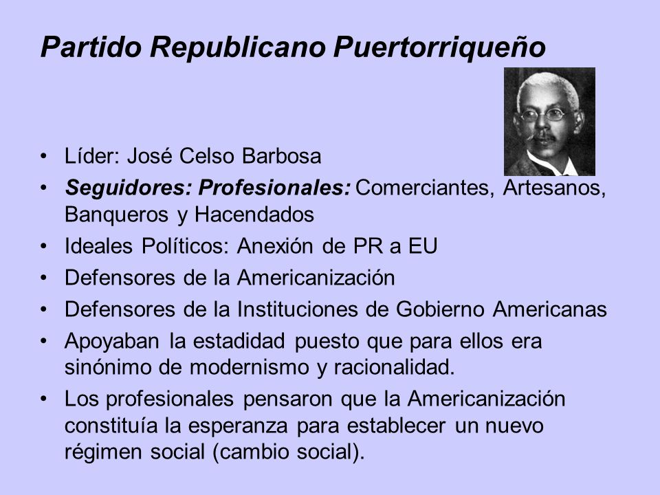 Partido Republicano Puertorriqueño