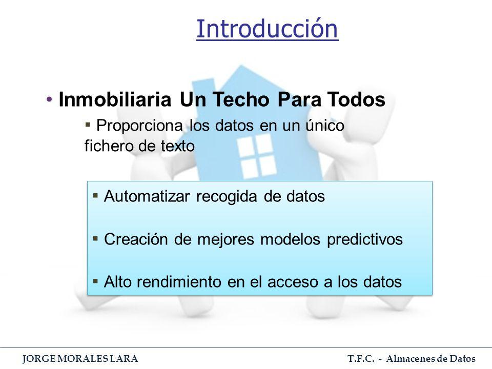 Introducción Inmobiliaria Un Techo Para Todos