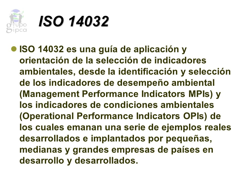 ISO 14032