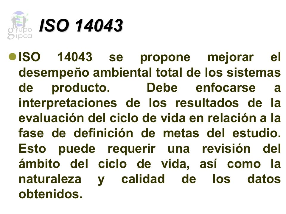ISO 14043