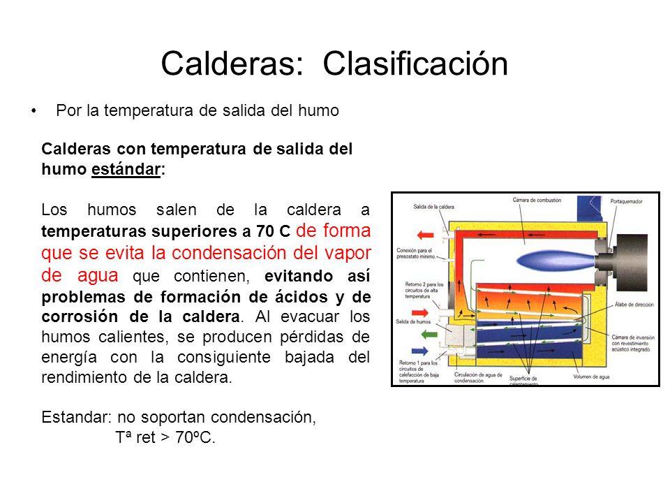 Rendimiento en las calderas capitilo 11 ppt video for Normativa salida de humos calderas