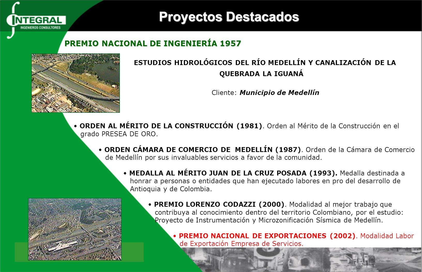 Cliente: Municipio de Medellín