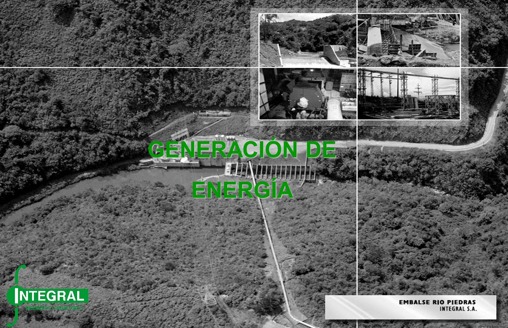 GENERACIÓN DE ENERGÍA
