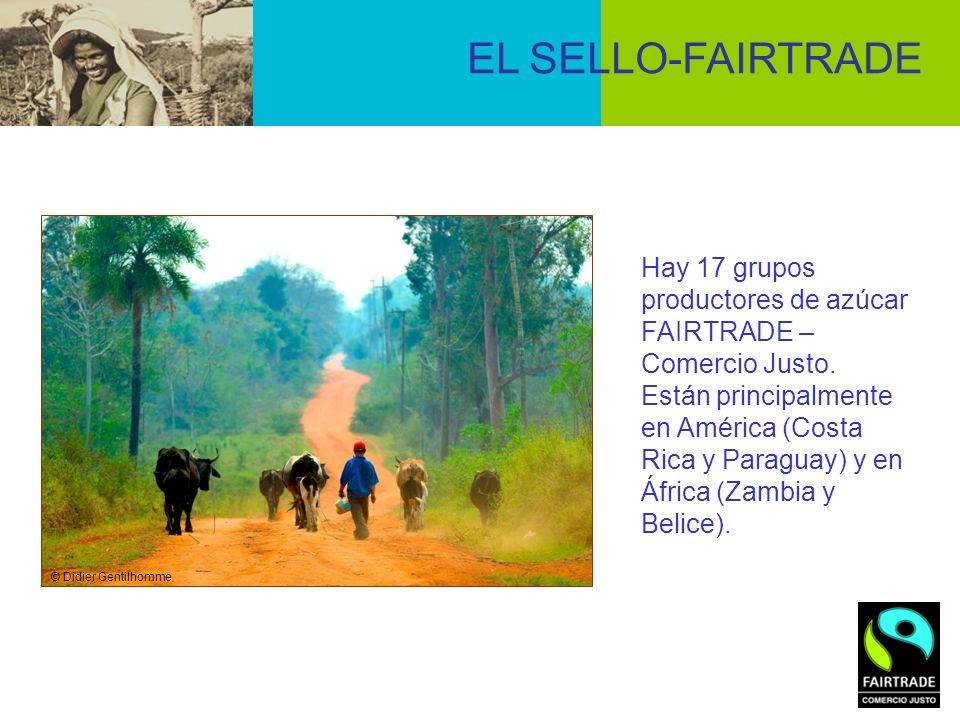 EL SELLO-FAIRTRADE