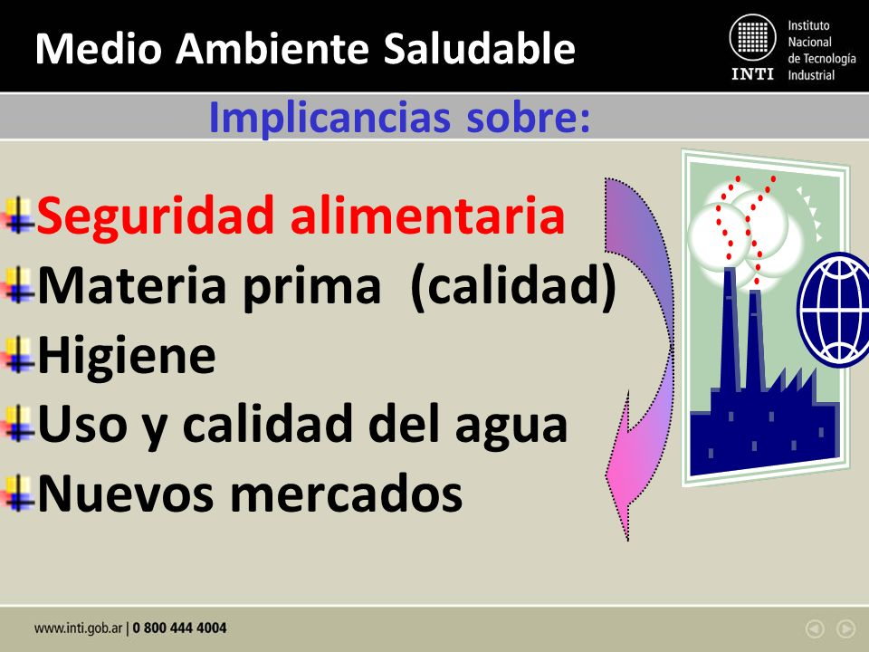 Medio Ambiente Saludable