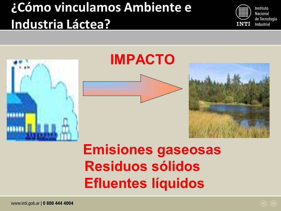 ¿Cómo vinculamos Ambiente e Industria Láctea