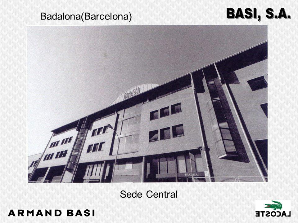 Badalona(Barcelona) Sede Central