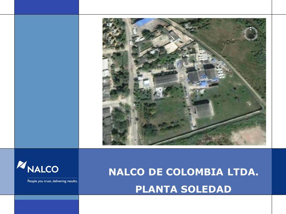 NALCO DE COLOMBIA LTDA. PLANTA SOLEDAD
