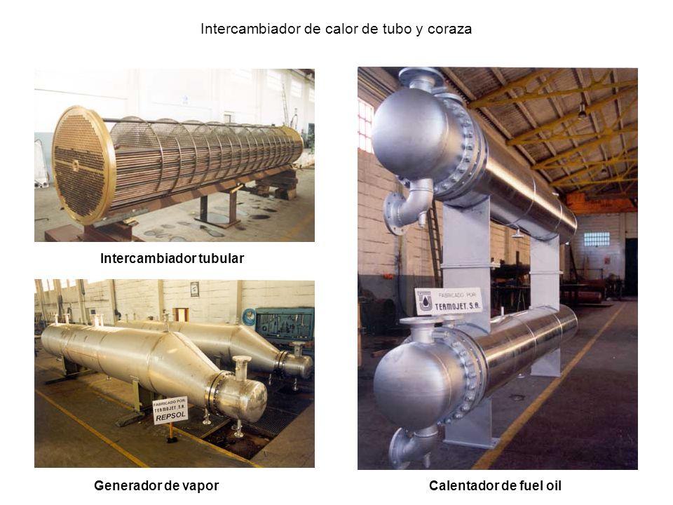 Intercambiador tubular