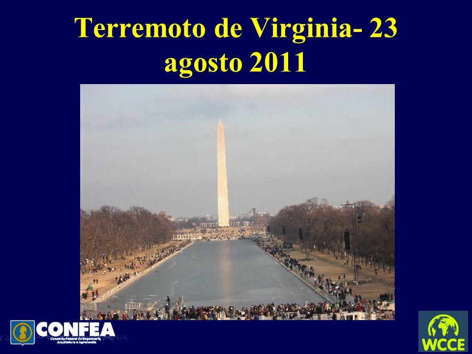 Terremoto de Virginia- 23 agosto 2011