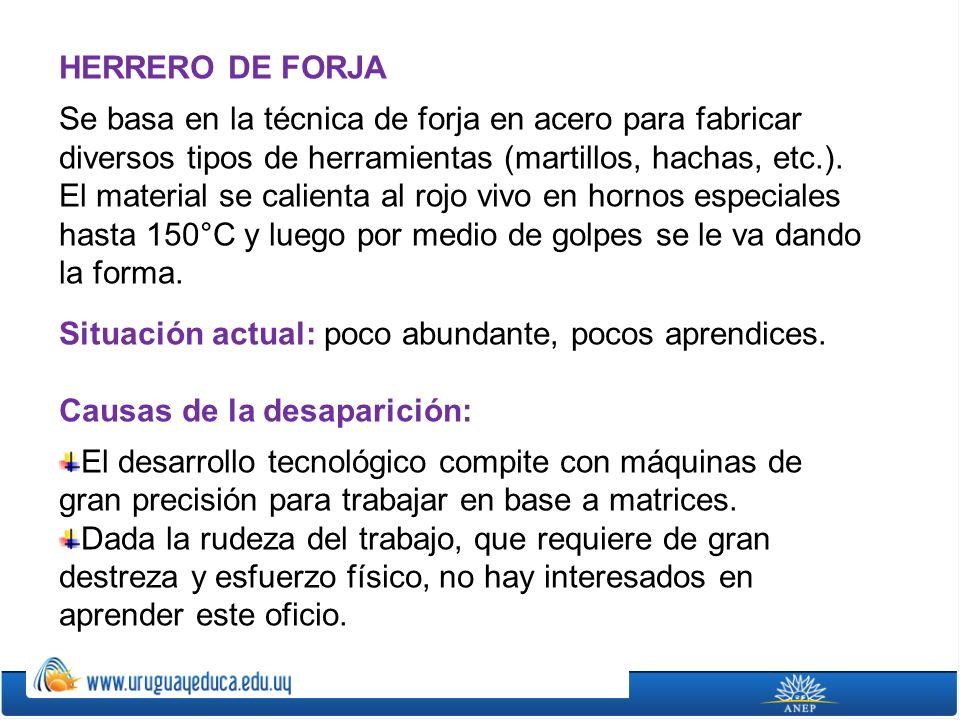 HERRERO DE FORJA