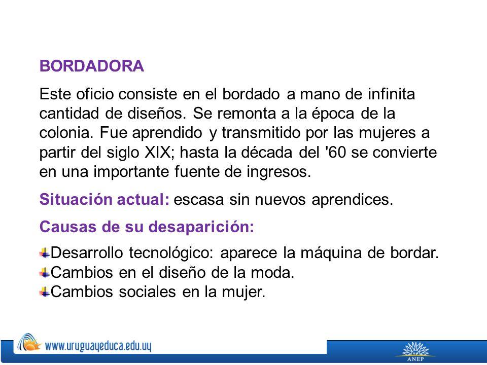 BORDADORA