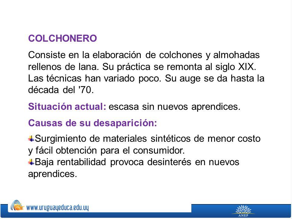 COLCHONERO