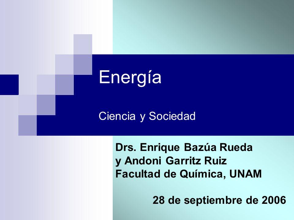 Energía Ciencia y Sociedad