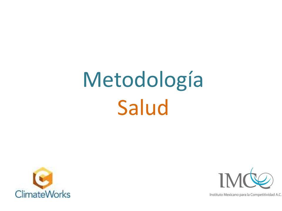 Metodología Salud