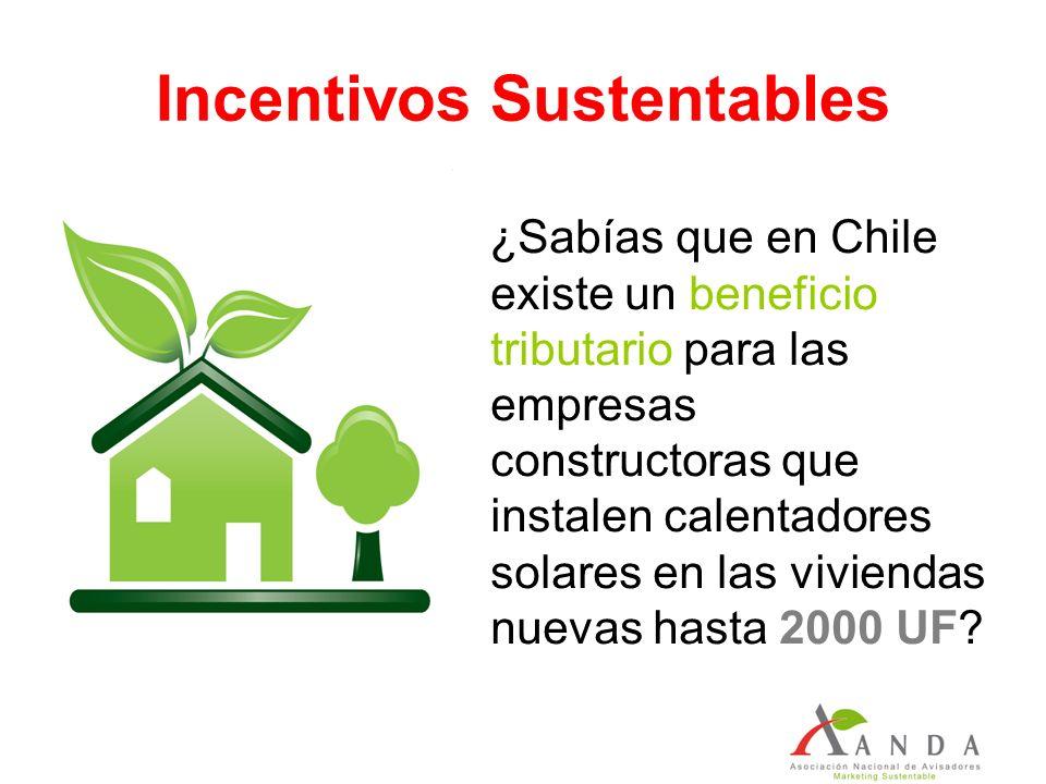 Incentivos Sustentables