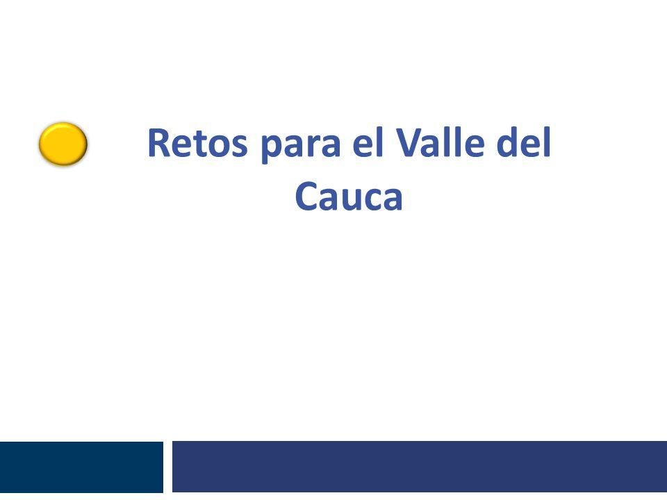 Retos para el Valle del Cauca