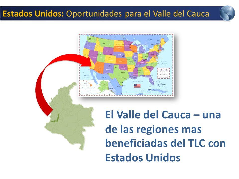 Estados Unidos: Oportunidades para el Valle del Cauca