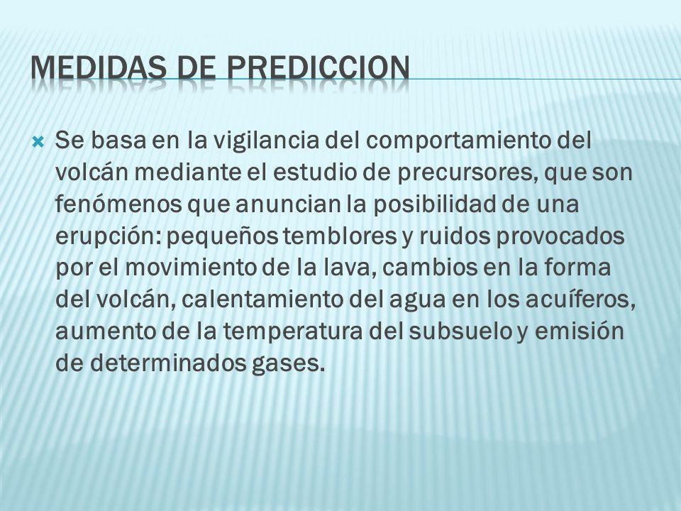 Medidas de prediccion