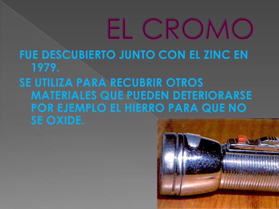 EL CROMO