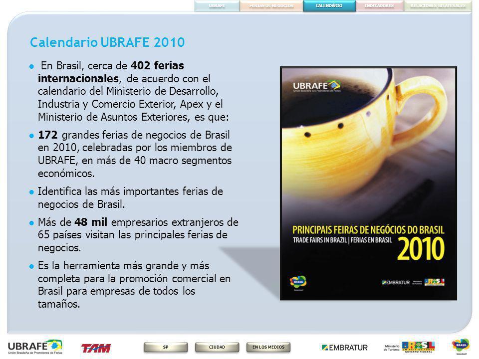 Calendario UBRAFE 2010