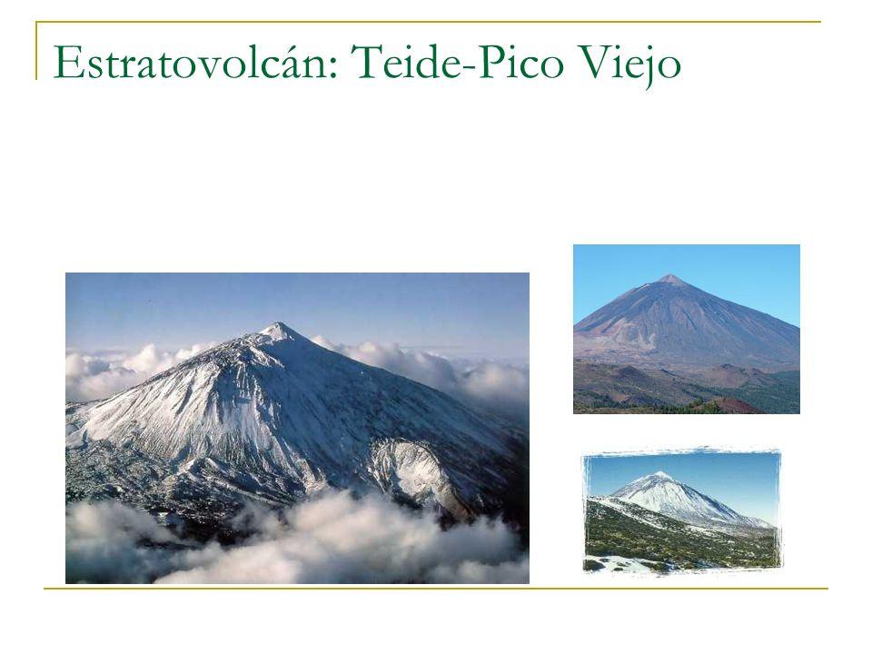 Estratovolcán: Teide-Pico Viejo