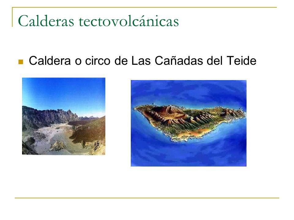 Calderas tectovolcánicas