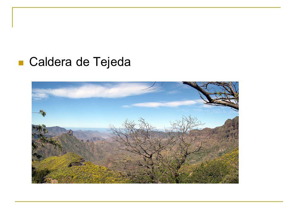 Caldera de Tejeda