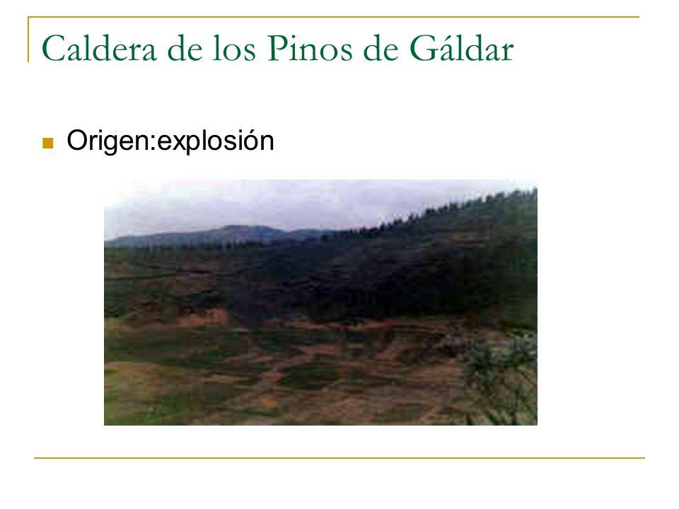 Caldera de los Pinos de Gáldar