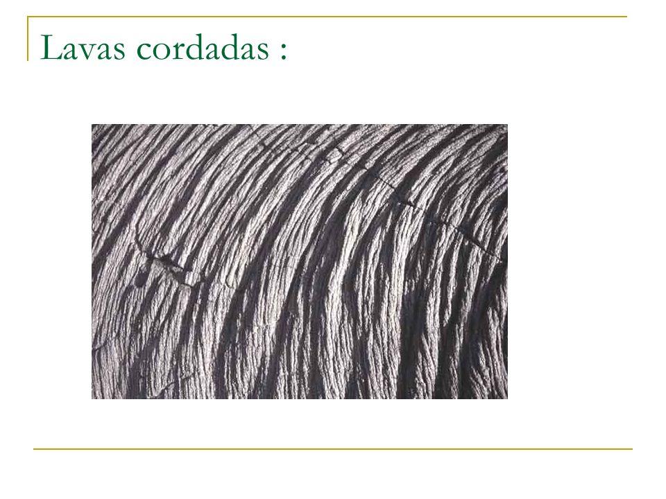 Lavas cordadas :
